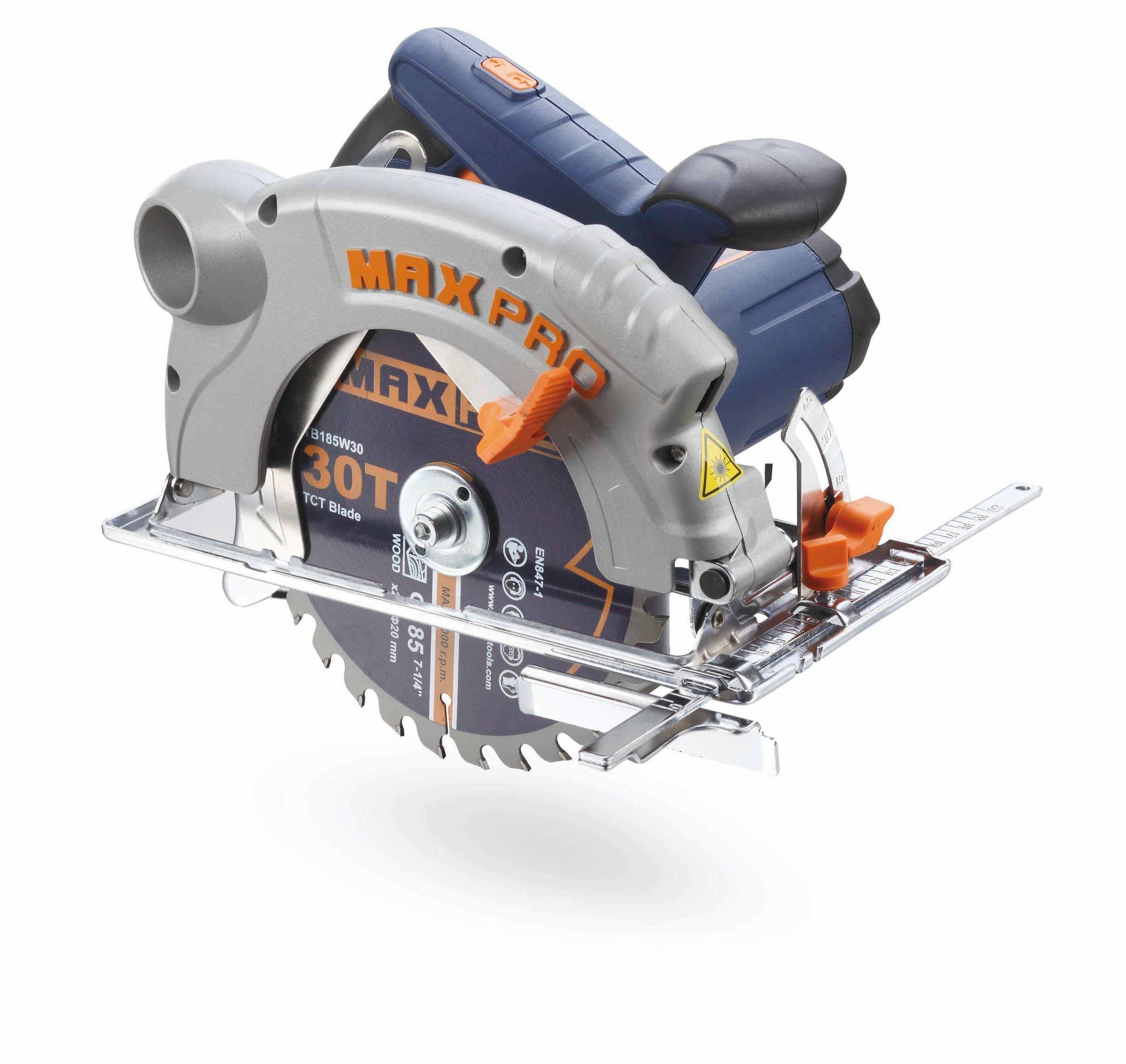 Пила циркулярная MAX PRO 1300W  MPCS 1300185L