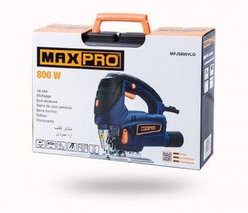 Лобзик электрический MAX PRO 800W MPJS800VLQ