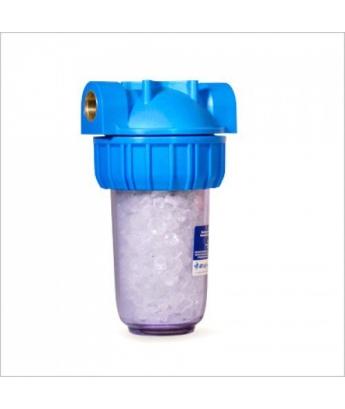 Фильтр колба полифосфатный для бытовых пиборов. Аквапром