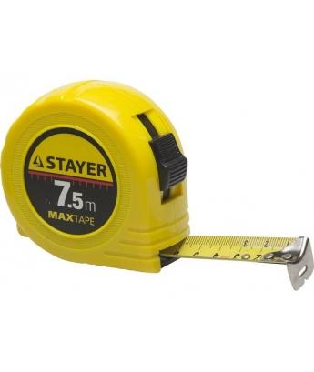 Рулетка STANDART STAYER 7,5м