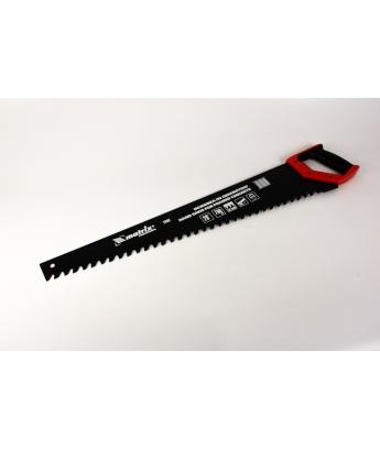 Ножовка по пенобетону,700 мм,защ,покр,,твердосплавные напайки на зубьях