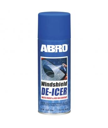 Размораживатель стекол Windshield DE-ICER ABRO 326 г.