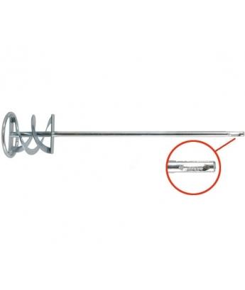 Миксер для строительных смесей 80х400 мм FIT хвостовик SDS PLUS