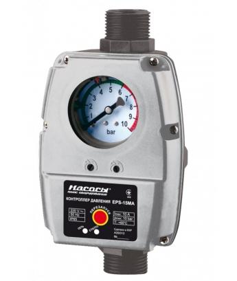 Электронный контроллер давления Насосы + Оборудование EPS-15MA