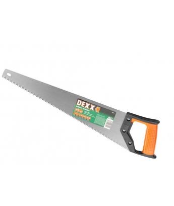 Ножовка по дереву DEXX 475мм