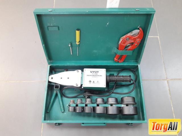 Аппарат для сварки пластиковых труб UYUT TG-170