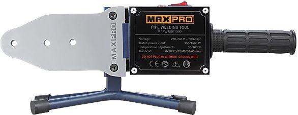 Аппарат для сварки пластиковых труб MAX PRO 7501500W MPPW 7501500