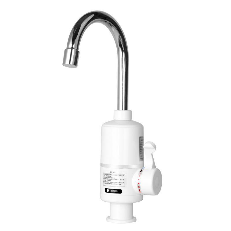 Смеситель для воды с нагревателем MGH INSANT HEALTING FAUCTEC