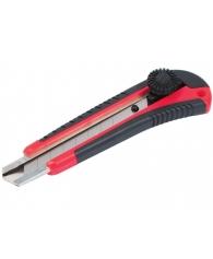 Нож технический  со сменным лезвием 18 мм, 2 запасных лезвия  USP