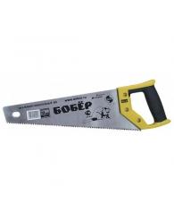 Ножовка по дереву Бобер универсальный зуб 400 мм