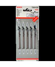 Пилки на лобзик HSS  T301CD