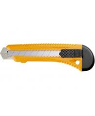 Нож технический  со сменным лезвием 18 мм