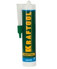 Силикон санитарный  Kraftool