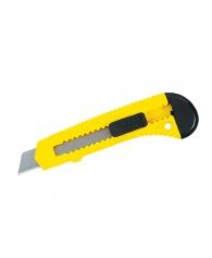 Нож с сегментированным лезвием  25 мм ЭКСПЕРТ Зубр