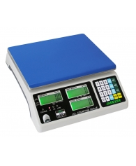 Весы со счетным устройством ВКБ -30кг  (ACS-30-JC21G)